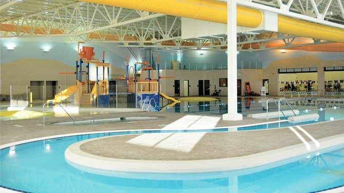 Aquatic Center Oviedo Aquatic Center