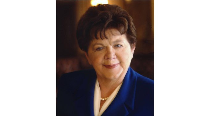 Olene Walker, Utah's 15th governor, will be speaking on Utah women and college for the first convocation for the Spring semester January 14.