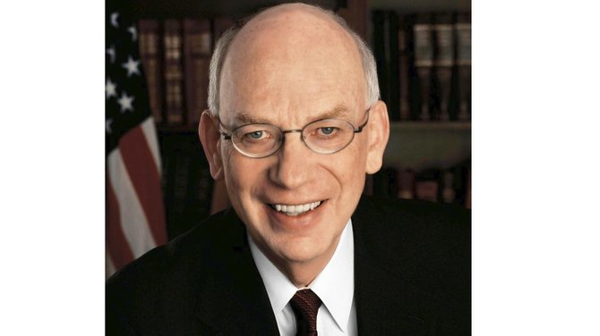 Senator Robert Bennett will be delivering the Howard R. Driggs Memorial lecture on Tuesday, March 25, 2014 for this year's Convocation series.