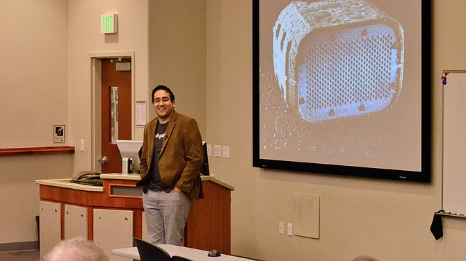 Diogo Myrrha, businessman and former Vice President at Stoneway Capital, and former Manager of Special Projects at Braven, shares his inspiring life story with SUU students of how he became a successful entrepreneur and advice on how to begin your own business.