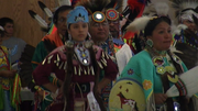The Native American Student Association hosted their annual powwow Friday and Saturday. Various tribes came from across the U.S. to participate.